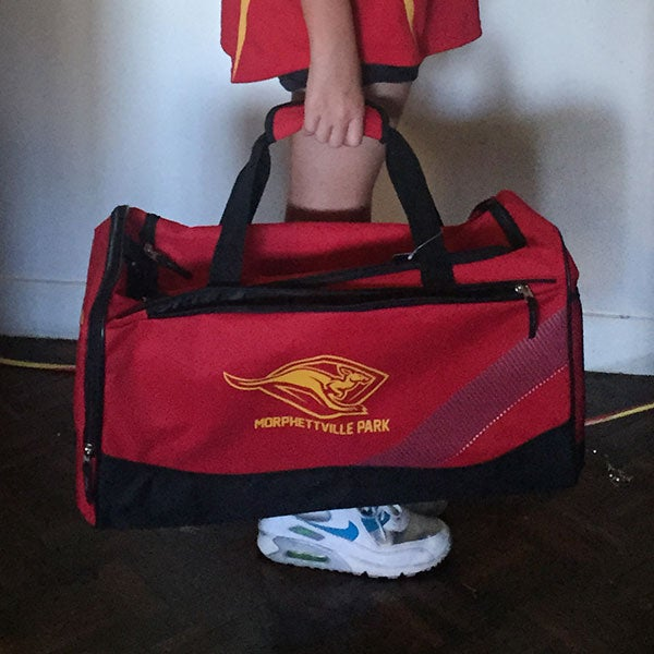Image of Club Sports Bag - NO NAME