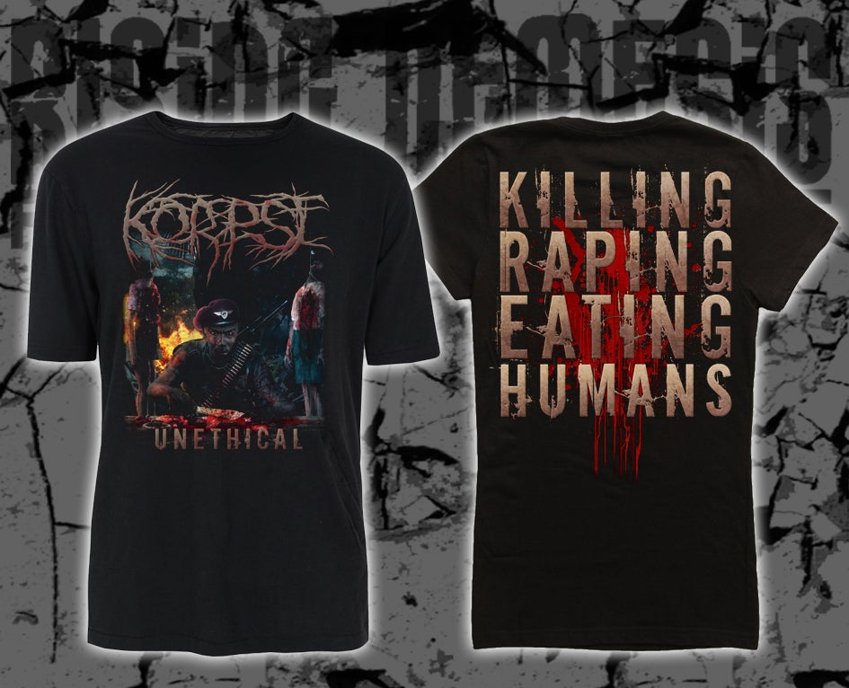 Image of KORPSE - Unethical T-Shirt