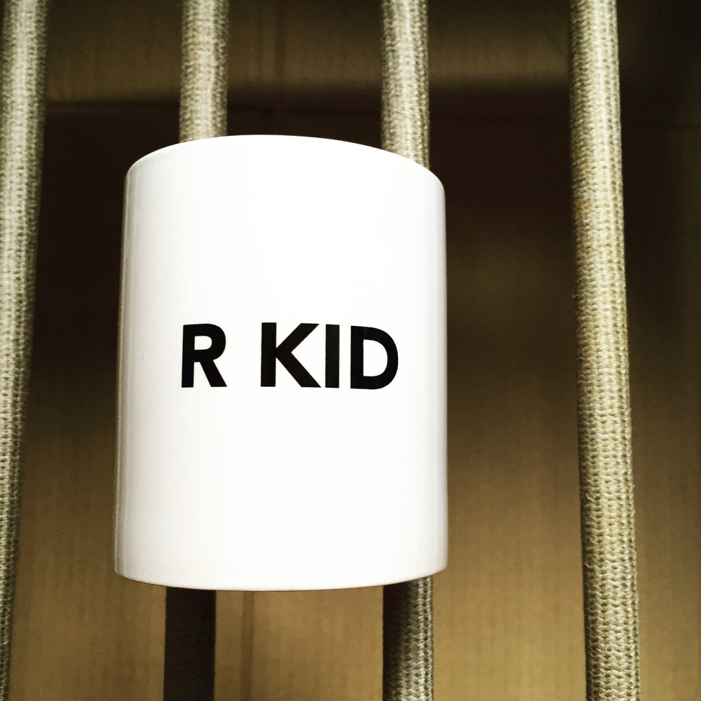 Image of R KID mug