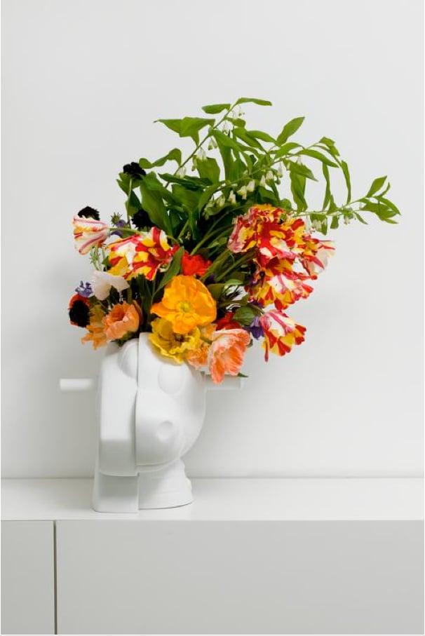 Image of Jeff Koons - Split-Rocker Vase