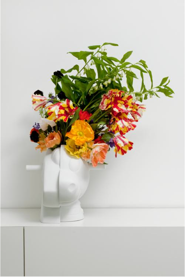 Image of Jeff Koons - Split Rocker vase