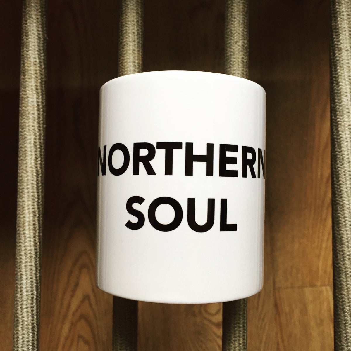 Image of NORTHERN SOUL mug
