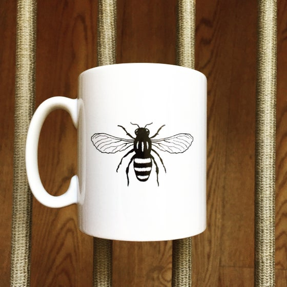 Image of Manchester Worker Bee Mug