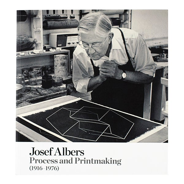 Image of Josef Albers: Process and Printmaking (1916–1976)