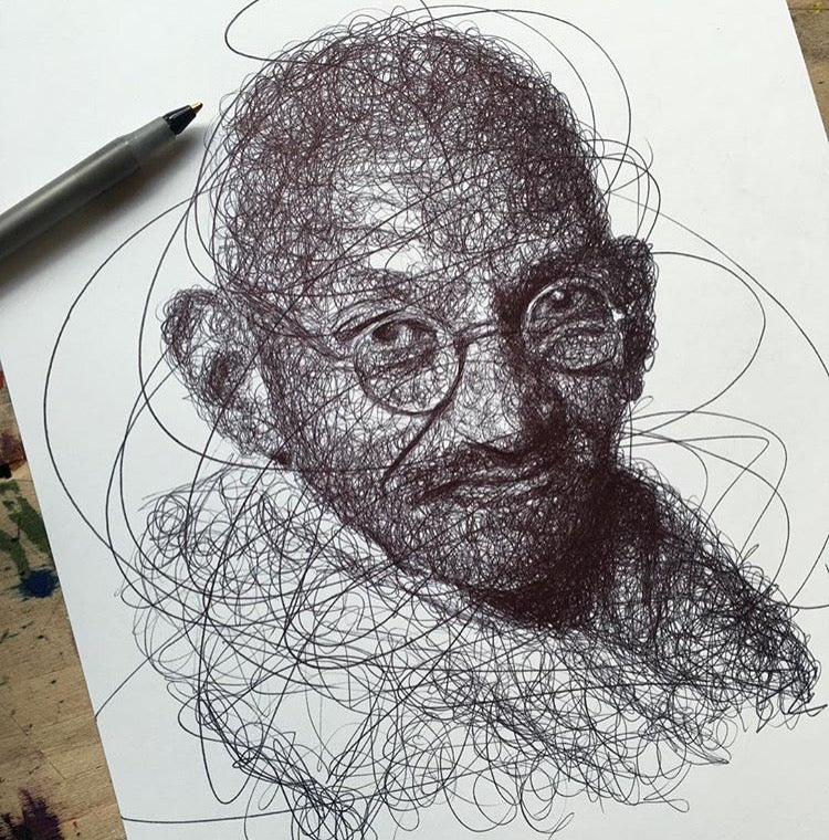 Image of Gandhi
