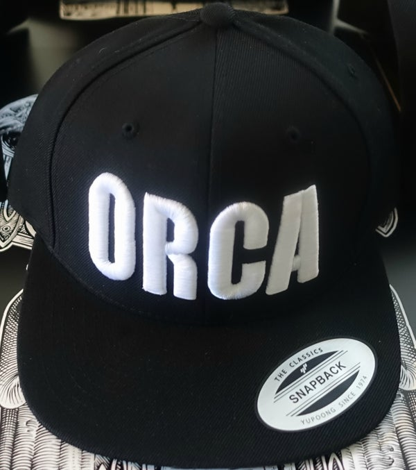 Image of Orca Snapback - SOLD OUT!