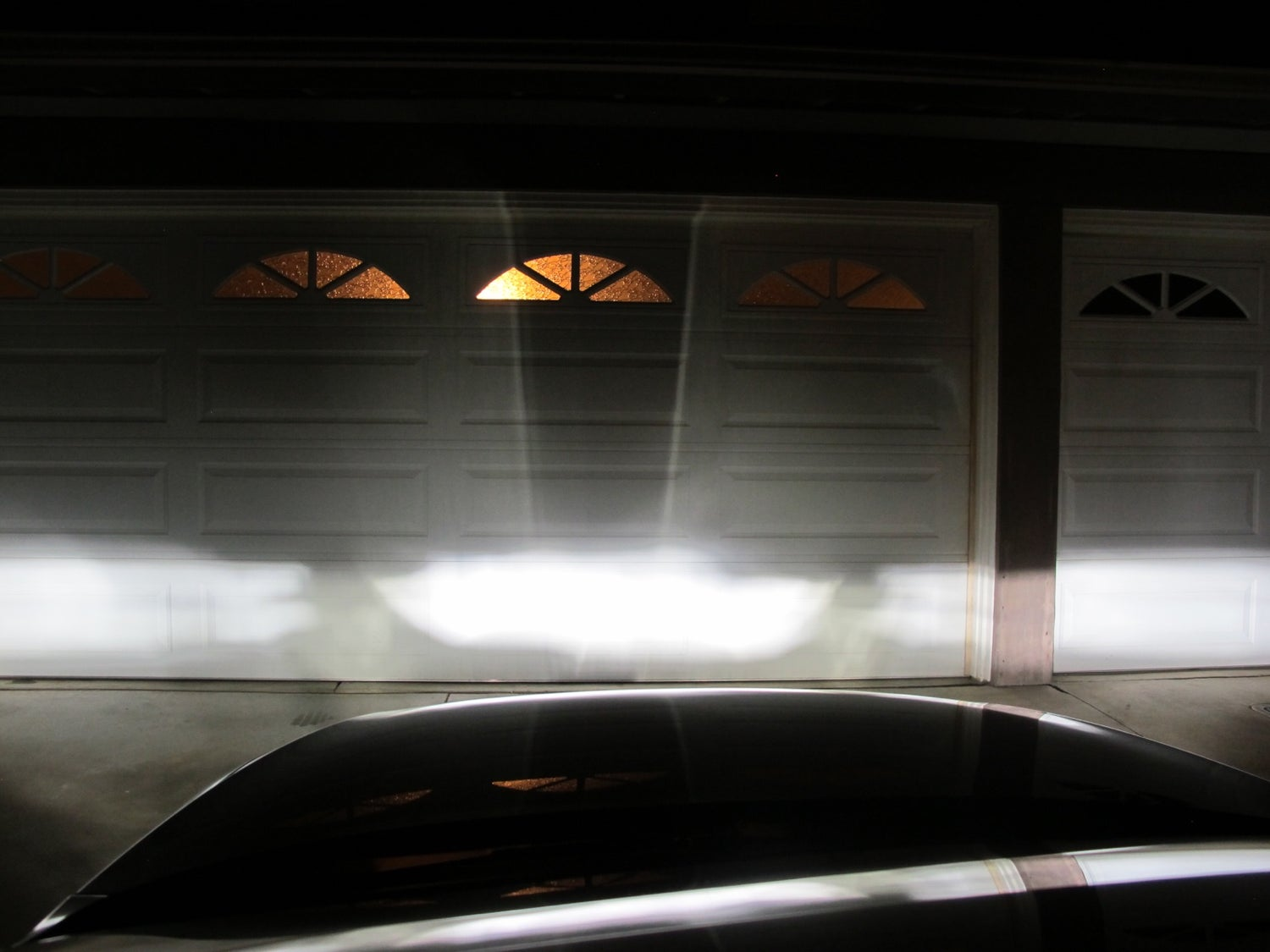 Image of Complete LED Fog Light Kit Fits: MK6 & MK7 Jetta models with H8 bulbs