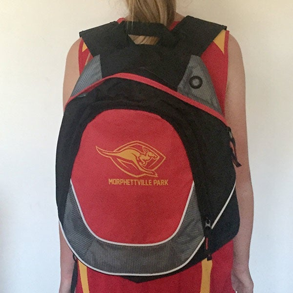 Image of Club Backpack - WITH NAME