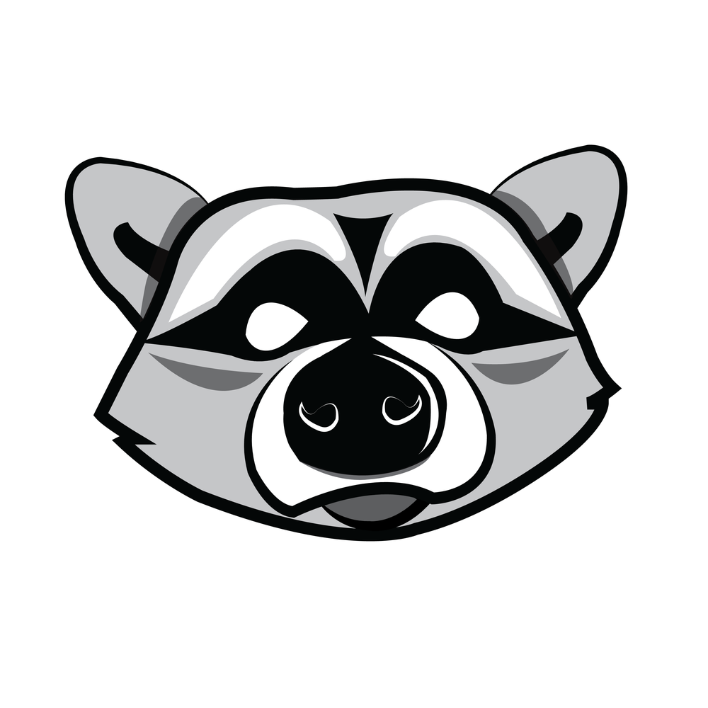 Image of Bandit sticker