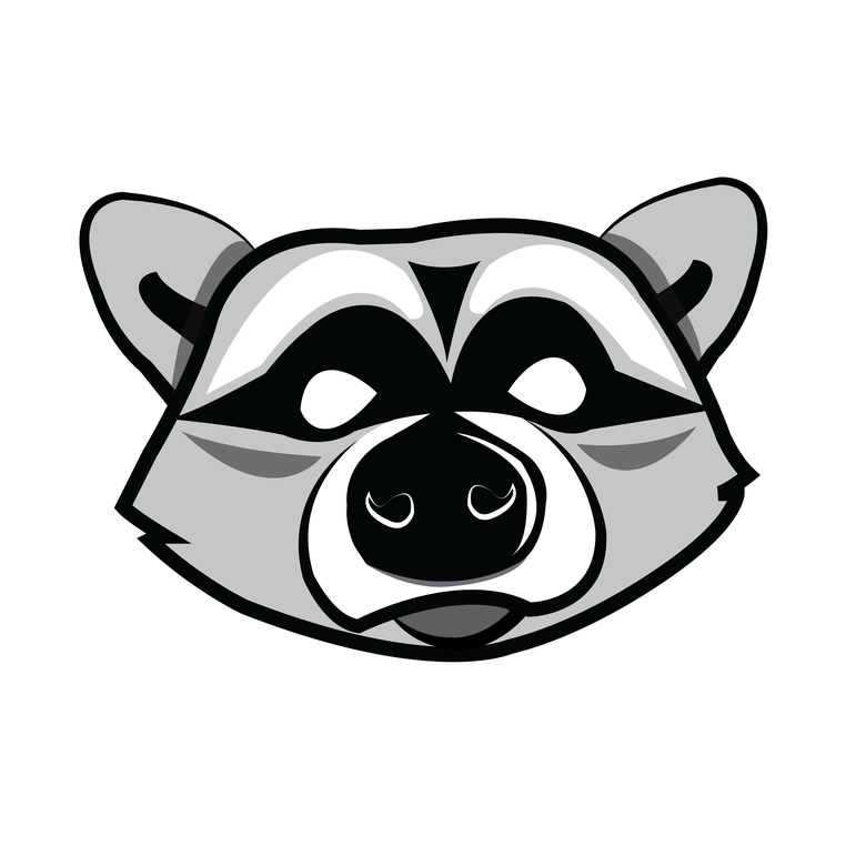 Image of Bandit sticker