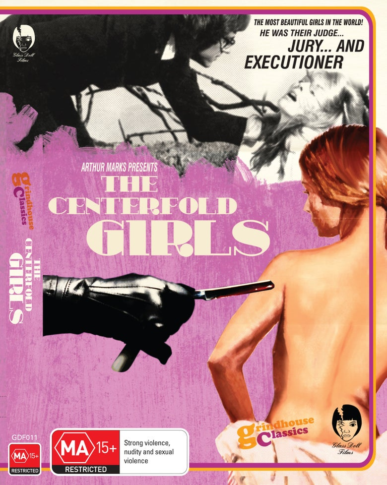 Image of The Centerfold Girls (DVD)