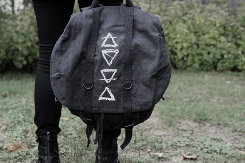 Image of THE ELEMENTS BACKPACK