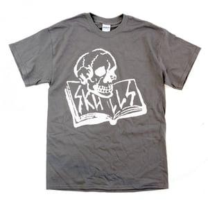 Image of OG SKULLS Stencil Logo T-shirt