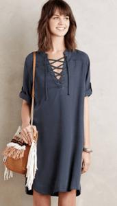 Image of CUTE LONG SLEEVE CUTE DESIGN DRESS