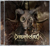 Image of DRUNKARD - Inhale The Inferno CD