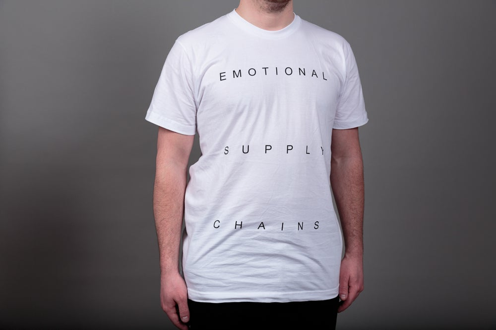 Emotional Supply Chains Exhibition T-Shirt