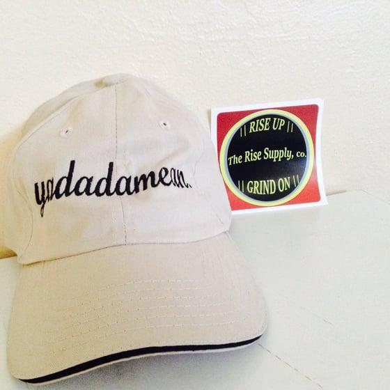 Image of yadadamean. Baseball Cap
