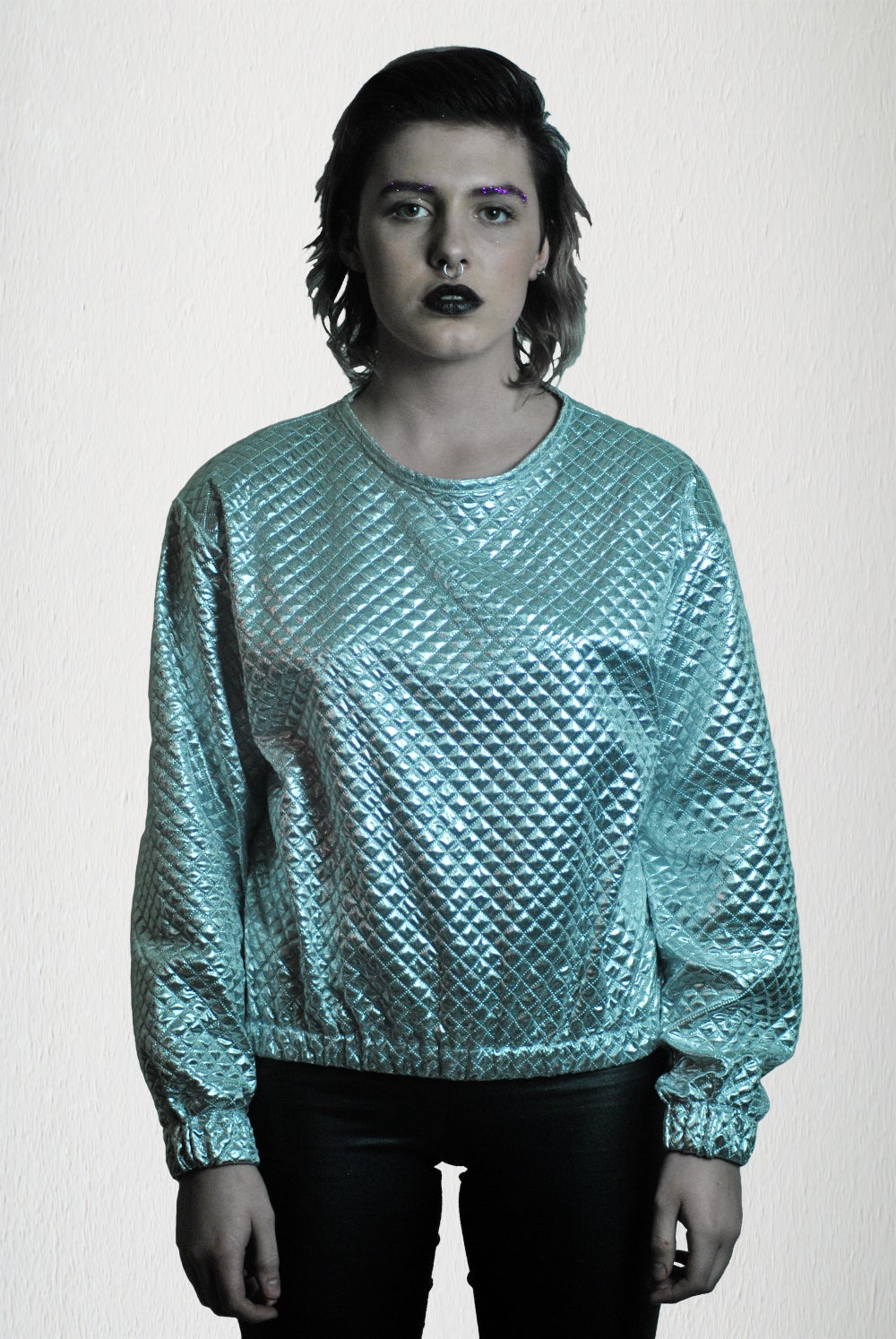 Image of Polaris II Cropped Jumper