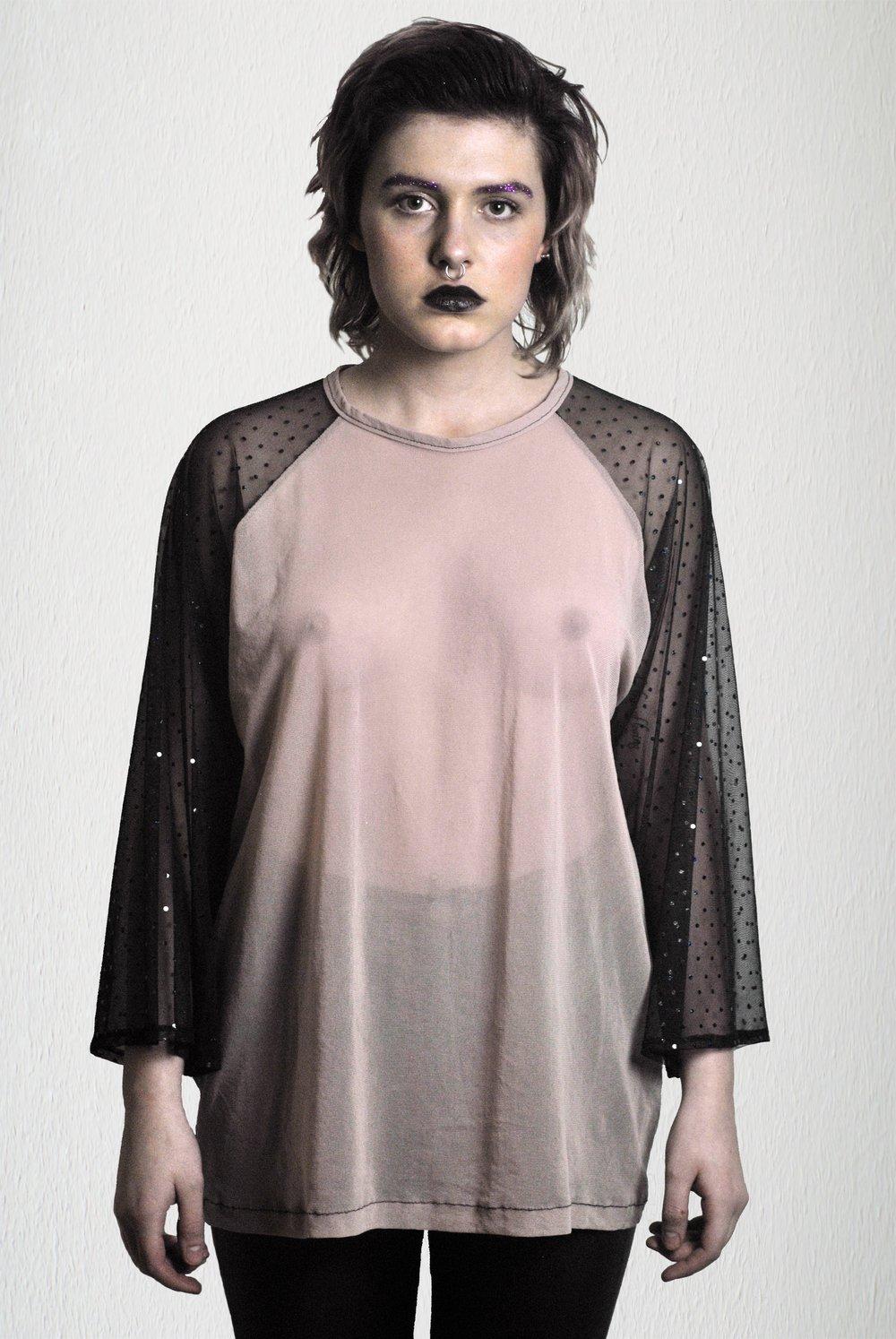 Image of Nova IX Mesh Long Sleeve T-Shirt