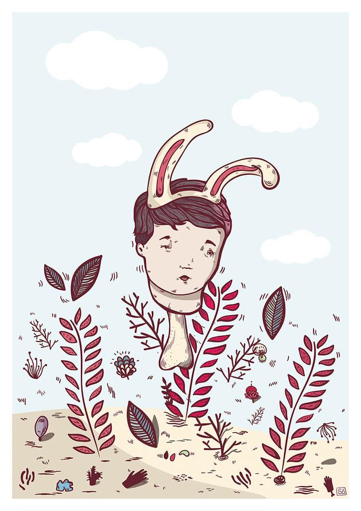 Image of Bunny Boy