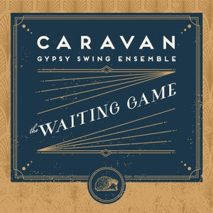 "Image of HSS6 - Caravan GSE - ""The Waiting Game"" CD"