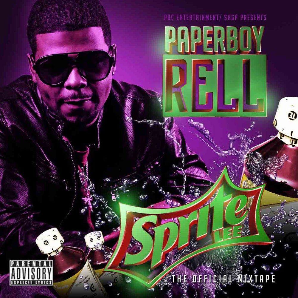 "Image of PaperBoy Rell ""Sprite Lee"" Pre Order"