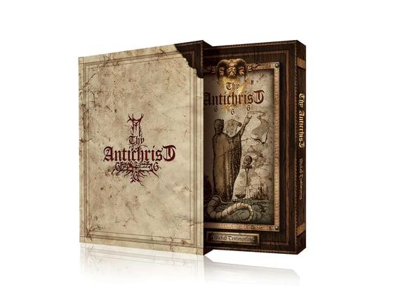 Image of Thy Antichrist - Wicked Testimonies Slipcase Digibook