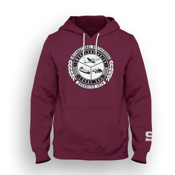 "Image of SMUGGLERS UNION ""UNION SEAL"" (Pullover Sweatshirt) *3 Color Options"