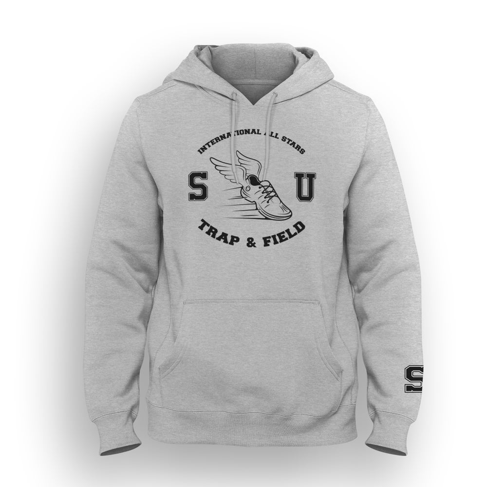 """Image of SMUGGLERS UNION """"TRAP & FIELD"""" (Pullover Sweatshirt)"""