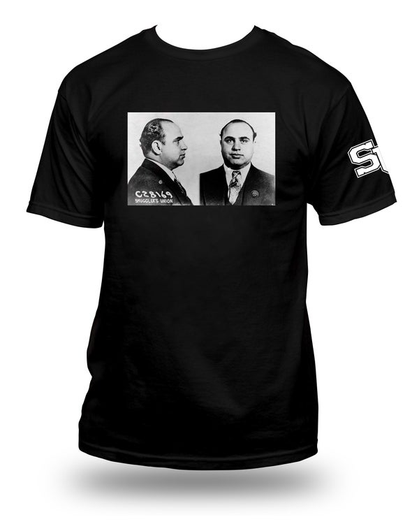 "Image of SMUGGLERS UNION ""CAPONE"" (T-Shirt) *2Color Options"