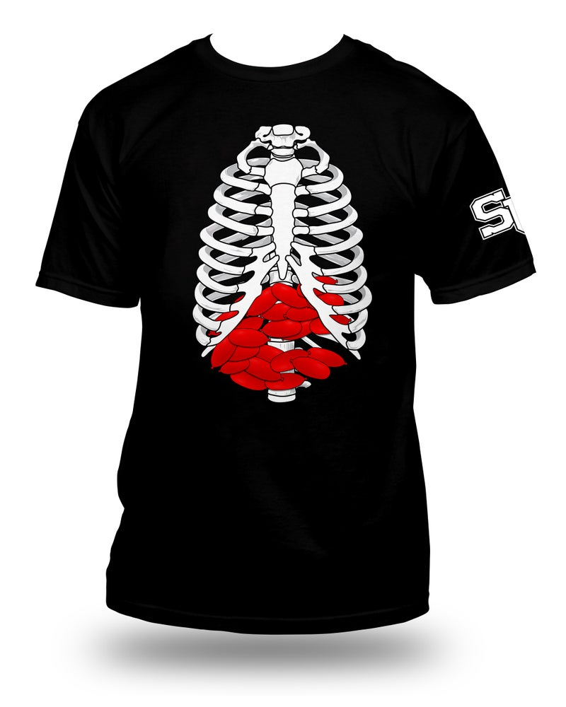 """Image of SMUGGLERS UNION """"BALOONS"""" (T-Shirt) *2 Color Options"""
