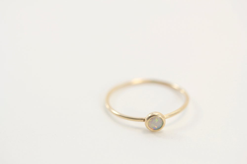 Image of Opal Ring