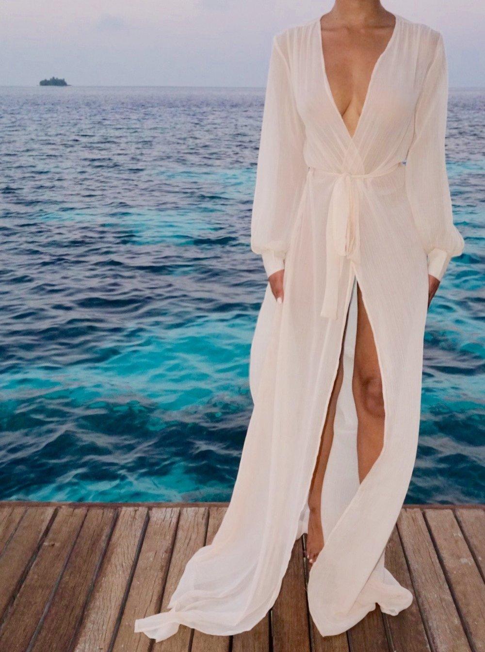 Image of Greece Kimono