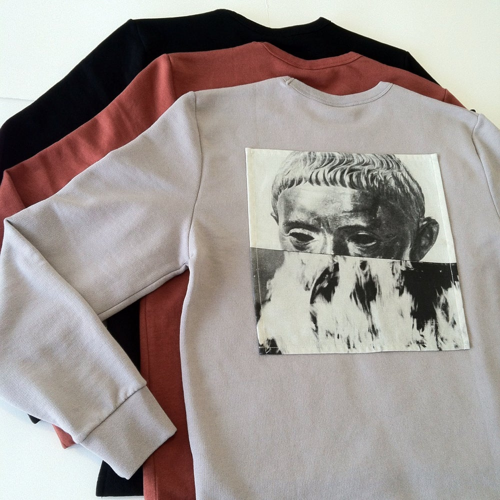 "Image of ""Dissent"" French Terry Crewneck (Limited Edition)"