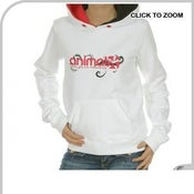 Image of Animal Jude hoodie in white