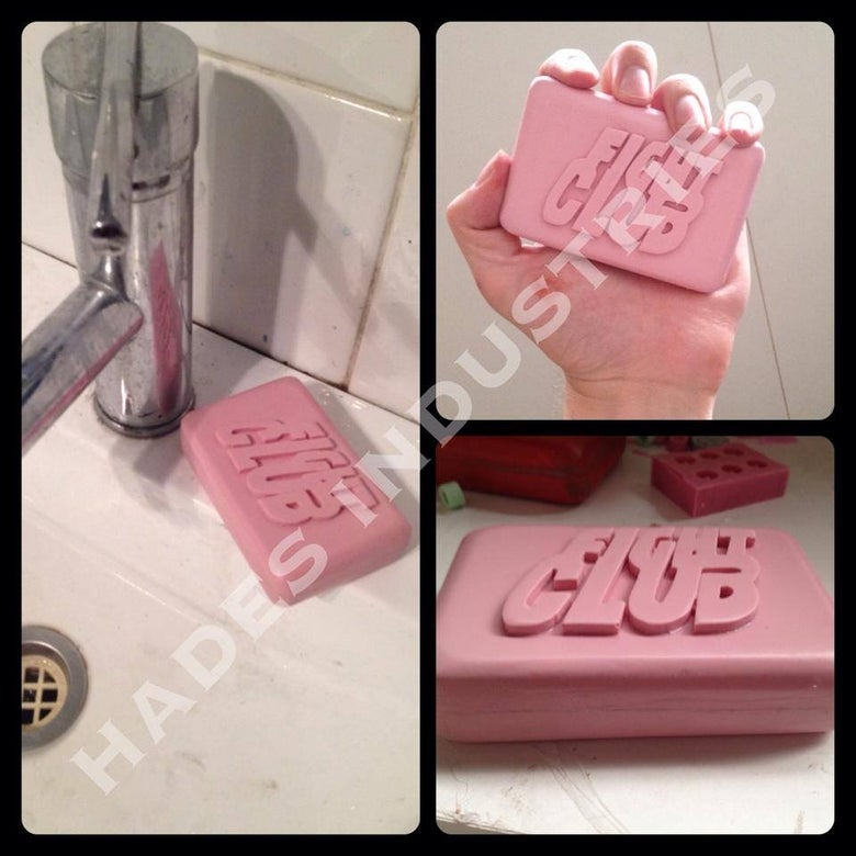 Image of Fight Club Soap (Resin) - Fight Club