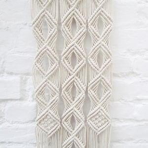 Image of Medium Macrame Wall Hanging