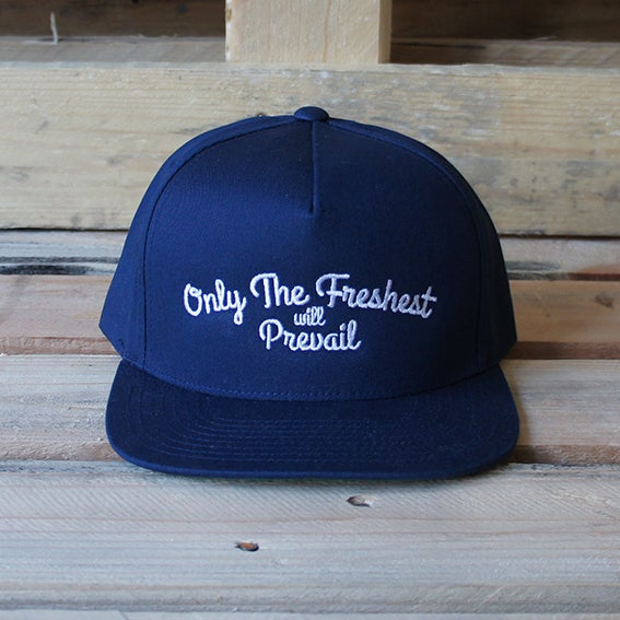 Image of OTF.2 - Snapback - Navy