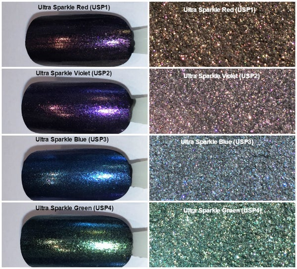 Image of Sparks - Ultra Sparkle Pigment </p> 8 Colors Available