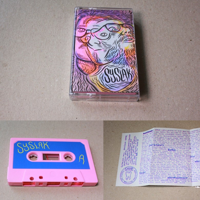 Image of Syslak- Syslak (EP- Cassette)