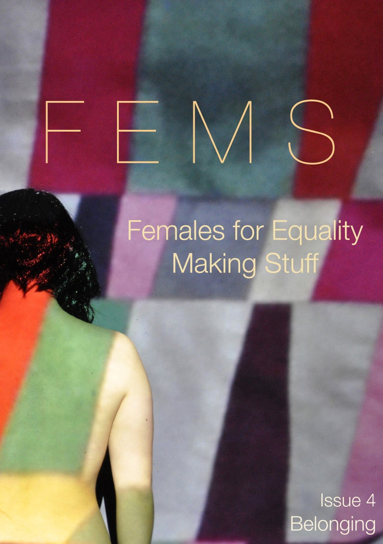 Image of FEMS Zine Issue 4