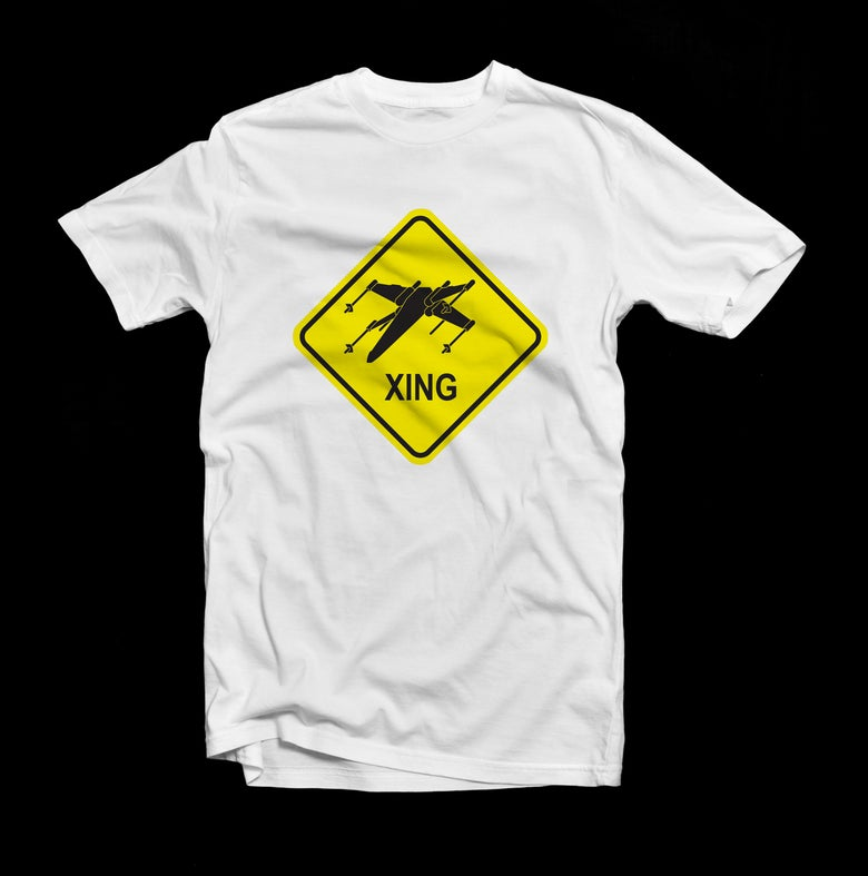 Image of X-Wing Xing T-Shirt