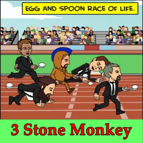 Image of 3 Stone Monkey CD