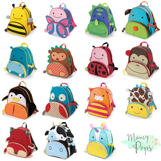 Image of Mochila Skip Hop Zoopack