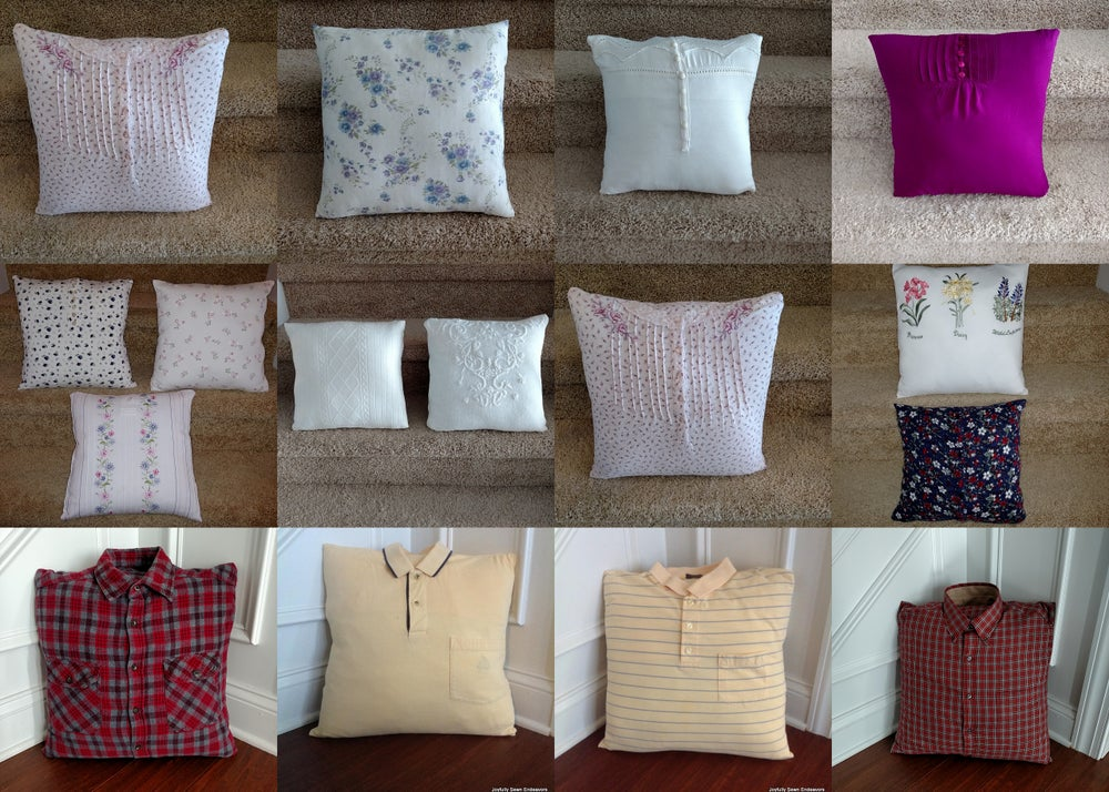 Image of Memory Pillows