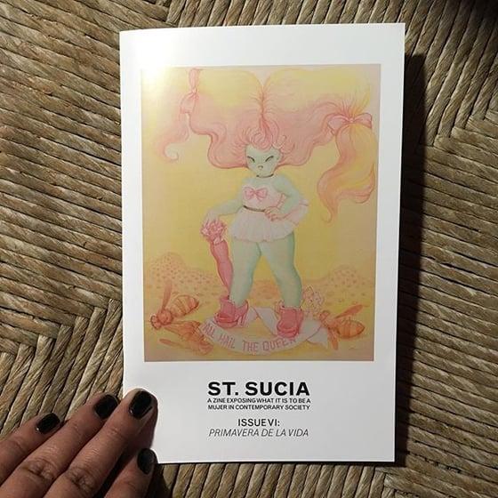 Image of St. Sucia Issue VI Primavera de la Vida