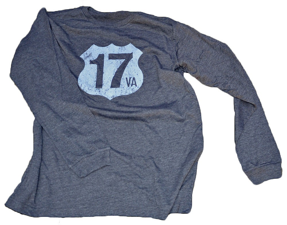 Image of Long-Sleeves in Grey
