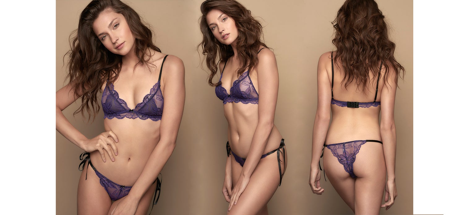 Image of Violet Temptation String