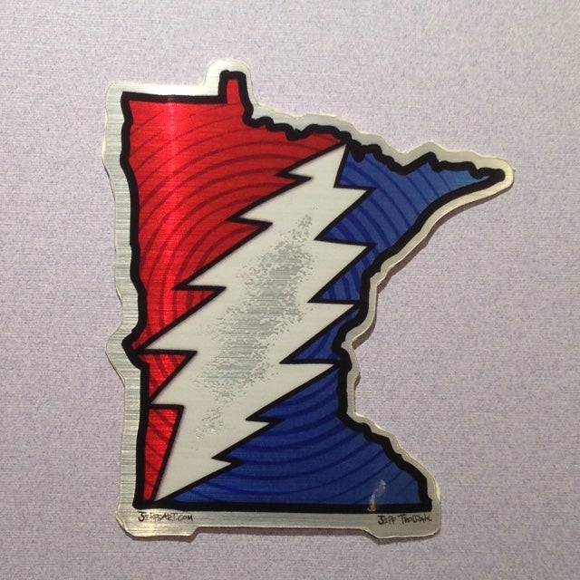 Image of Steal Your Minnesota Sticker