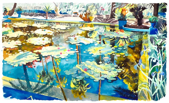 Image of Exotic Reflections (Majorelle)
